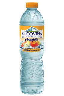 BUCOVINA FRUCTATA CU SUC DE PIERSICA 1.5L