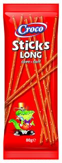 CROCO STICKS LONG SARE 80G