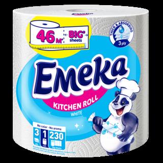 EMEKA ROLA WHITE 1BUC