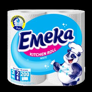 EMEKA ROLA WHITE 2BUC