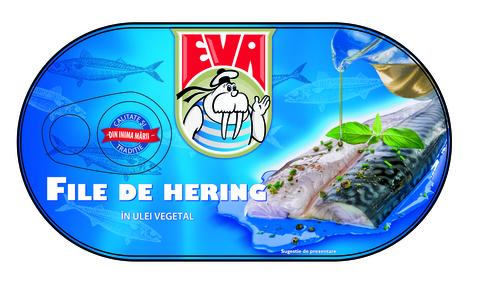 EVA HERING FILE IN ULEI VEGETAL 170G