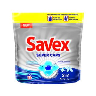 SAVEX CAPS 2IN1 ARCTIC 14BUC