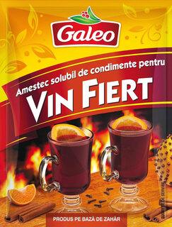 GALEO CONDIMENTE PENTRU VIN FIERT 20G