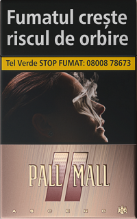 PALL MALL ASCEND ROSE GOLD