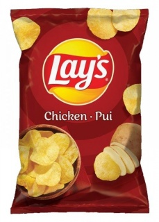 LAY'S CHIPS CHICKEN 60G