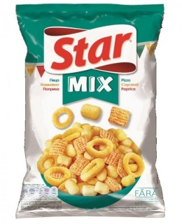 STAR SNACKS MIX PIZZA 90G