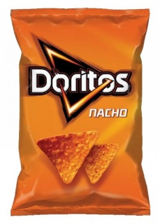 DORITOS NACHO CHEESE 100G