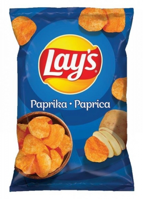 LAY'S CHIPS PAPRIKA 60G