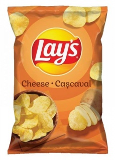 LAY'S CHIPS CHEESE 140G