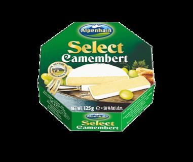 ALPENHAIN BRANZA CAMEMBERT SELECT 125G
