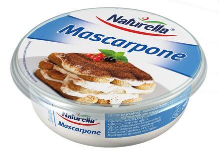 NATURELLA MASCARPONE 250G