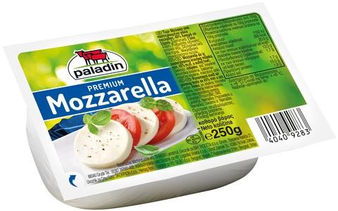 PALADIN MOZZARELLA 250G