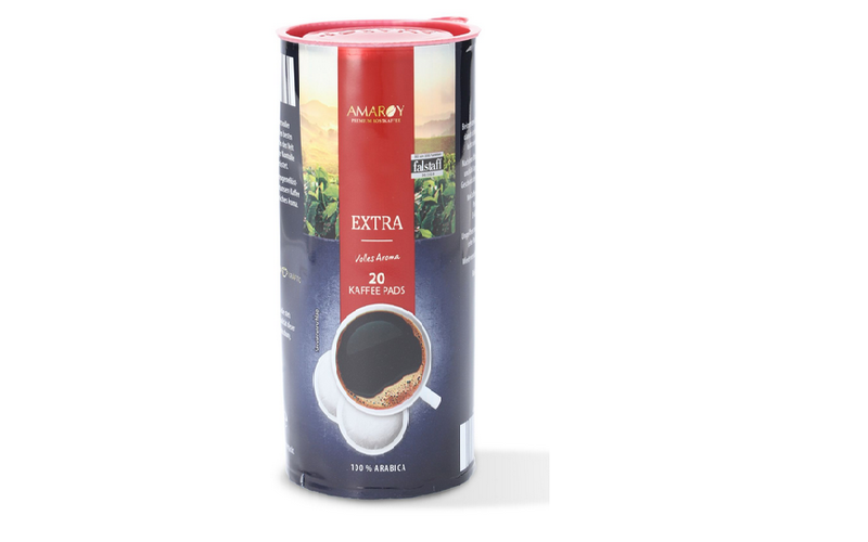 AMAROY EXTRA PADS CAFEA 144G