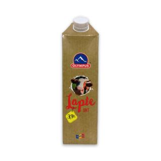 OLYMPUS LAPTE UHT 3.7%GR 1L