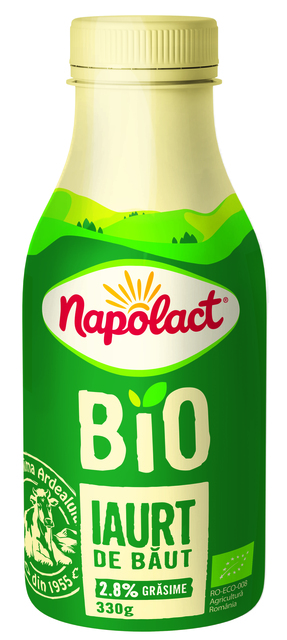 NAPOLACT BIO IAURT DE BAUT 2.8%GR 330G