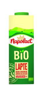 NAPOLACT BIO LAPTE 3.8%GR 1L