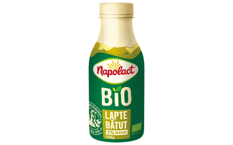 NAPOLACT BIO LAPTE BATUT 2%GR 330G