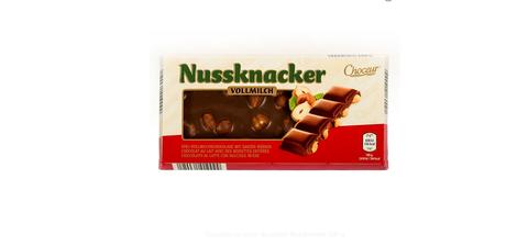 CHOCEUR NUSSKNACKER CIOCOLATA 100G