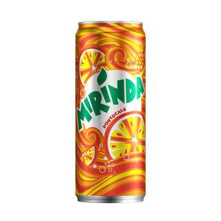 MIRINDA ORANGE 0.33L