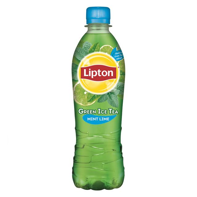 LIPTON GREEN LIME MINT 0.5L