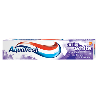 AQF PASTA DINTI ACTIVE WHITE 125ML