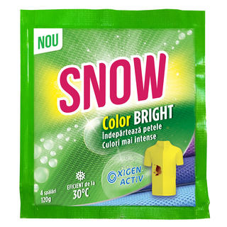 SNOW COLOR BRIGHT POWDER 120G