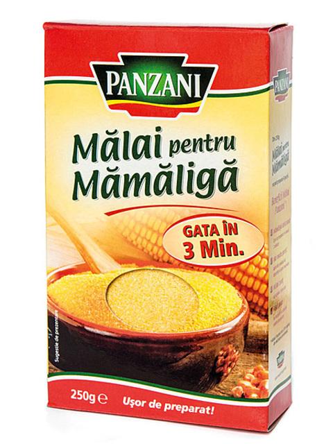 PANZANI MALAI PENTRU MAMALIGA GATA IN 3MIN 250G