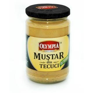 OLYMPIA MUSTAR DIN TECUCI CU BOABE 314G