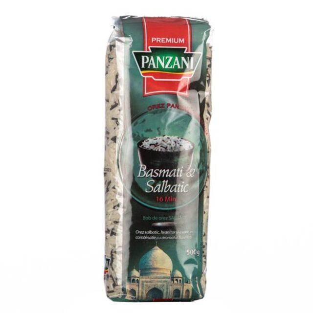 PANZANI OREZ BASMATI&SALBATIC 500G