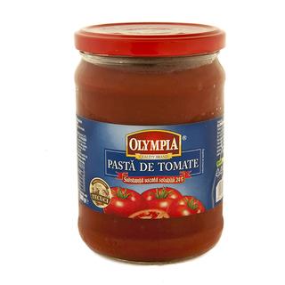 OLYMPIA PASTA DE TOMATE 24% BORCAN 580ML