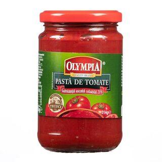 OLYMPIA PASTA DE TOMATE 28-30% BORCAN 314ML