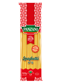 PANZANI PASTE GRAU DUR SPAGHETTI NO.5 500G