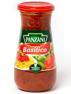 PANZANI SOS BASILICO 400G