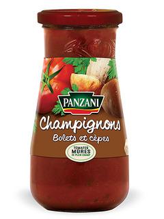 PANZANI SOS CHAMPIGNON DES BOIS 425G