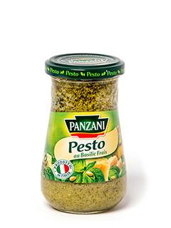 PANZANI SOS PESTO VERDE 200G