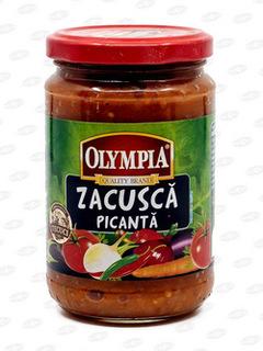 OLYMPIA ZACUSCA DE VINETE PICANTA 314ML