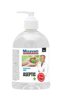 MISAVAN DR.STEPHAN ASEPTIC GEL MAINI DEZ.500ML