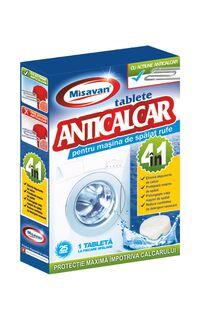MISAVAN TABLETE ANTICALCAR 4IN1 25BUC